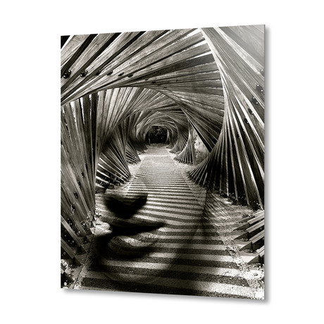 Bridge // Aluminum Print