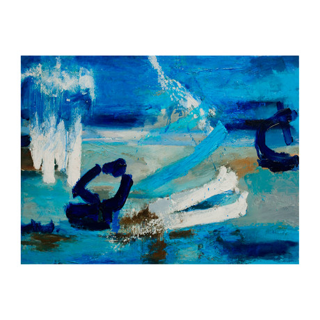Blue Abstract Dream