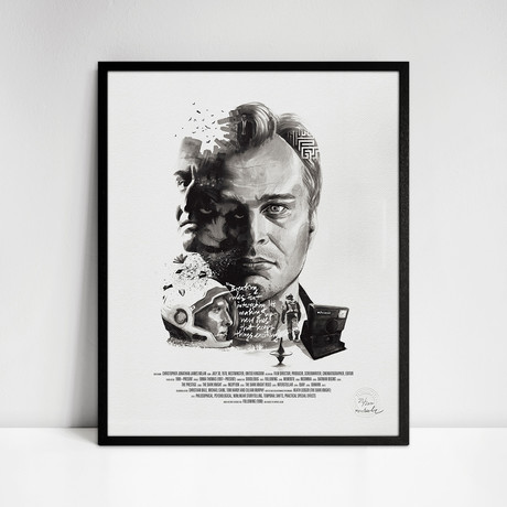 Director Portrait // Christopher Nolan