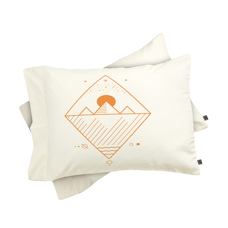 Osiris // Pillow Case // Set of 2