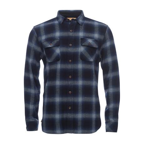 Truman Outdoor Shirt // Navy (XS)