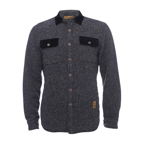 CPO Jacket // Charcoal (XS)