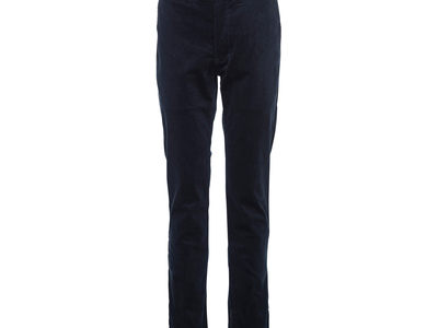 Nifty Genius Elevated Essentials Thomas Corduroy Chino // Navy (30WX31L) by Touch Of Modern - Denver Outlet