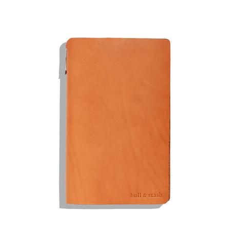 Stash Journal // Limited Edition // Saddle Brown