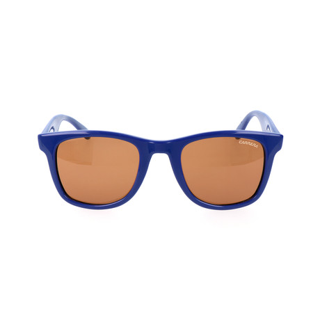 Carrera 6000/L Sunglasses // Cobalt + Brown