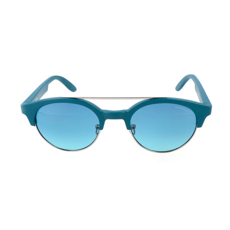Carrera 5035 Sunglasses // Teal + Blue