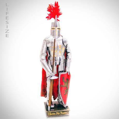 House Of Lannister // Luxury Custom Armor Prop