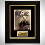 Jon Snow // Kit Harington Signed Art // Custom Frame