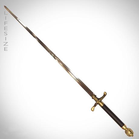 Needle // Arya Stark's Sword // Handmade Prop