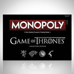 Monopoly // Limited Game of Thrones Edition