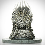 Iron Throne // Limited Edition // Bookend Statue