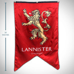 House Lannister // Banner