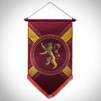 House Lannister // Felt Banner