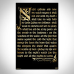 Night's Watch Oath // Banner