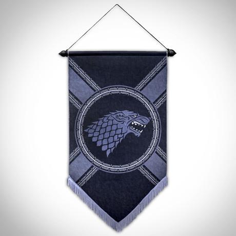 House Stark // Felt Banner