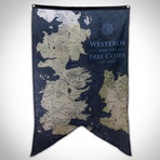 Westeros Map // Banner