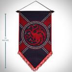 House Targaryen // Felt Banner