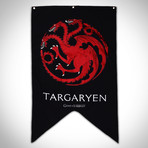 Game Of Thrones // Set Of 4 // Banner Gift Box