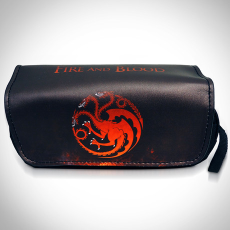 House Targaryen // Toiletry Bag