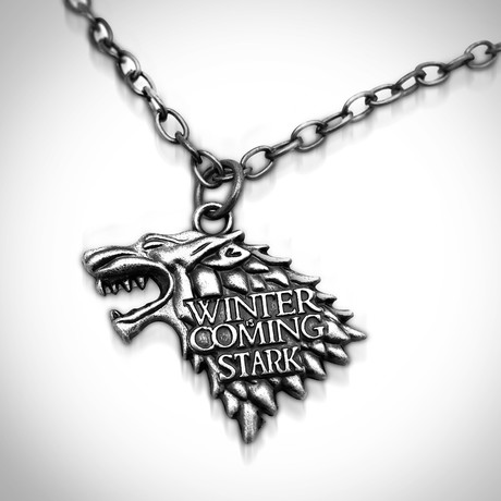 House Stark // Necklace