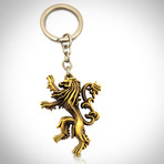 House Lannister // Keychain