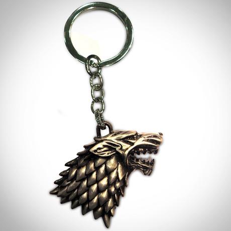 House Stark // Keychain