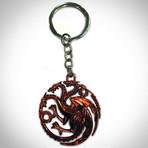 House Targaryen // Keychain