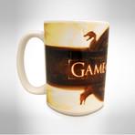 Opening Sequence Logo // Mug