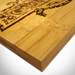 Bamboo Cutting Boards // Set Of 3