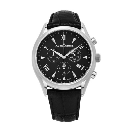 Alexander Watch Pella Chronograph Quartz // A021-01