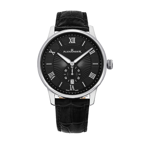 Alexander Watch Regalia Quartz // A102-02