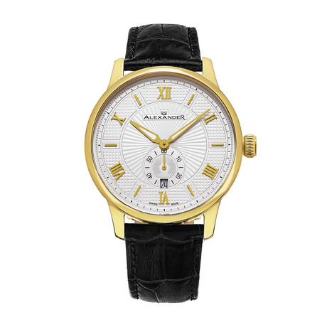 Alexander Watch Regalia Quartz // A102-03
