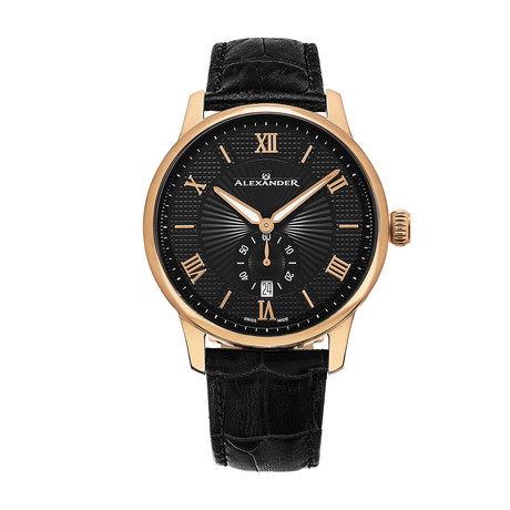 Alexander Watch Regalia Quartz // A102-04