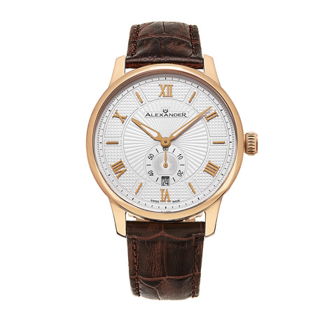 Alexander Watch Regalia Quartz // A102-05