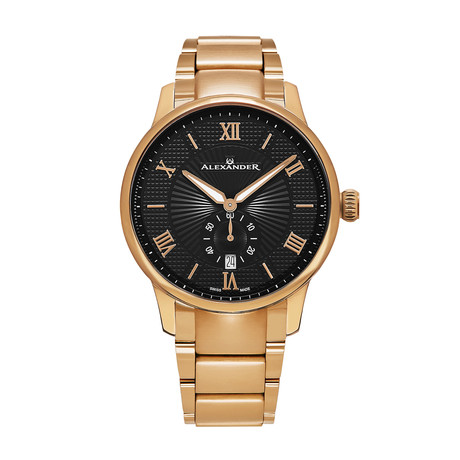 Alexander Watch Regalia Quartz // A102B-05