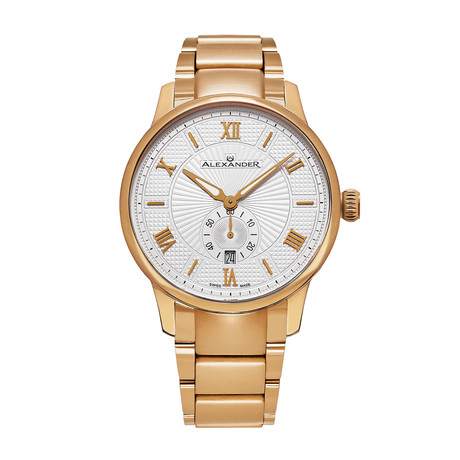 Alexander Watch Regalia Quartz // A102B-04