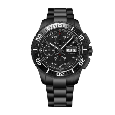 Alexander Watch Vanquish Chronograph Automatic // A420-02