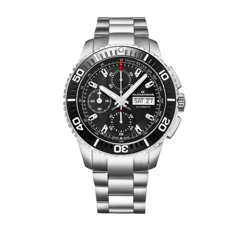 Alexander Watch Vanquish Chronograph Automatic // A420-01