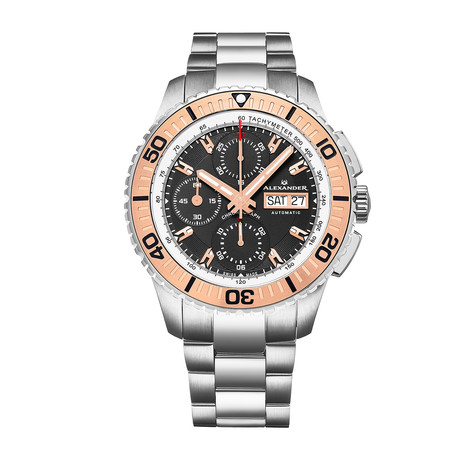 Alexander Watch Vanquish Chronograph Automatic // A420-05