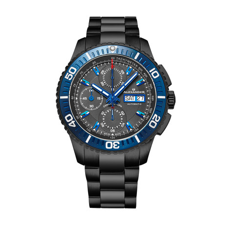 Alexander Watch Vanquish Chronograph Automatic // A420-04