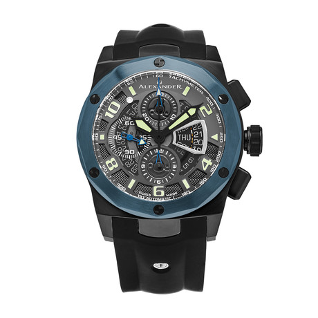 Alexander Watch Vanquish Chronograph Automatic // A422-03