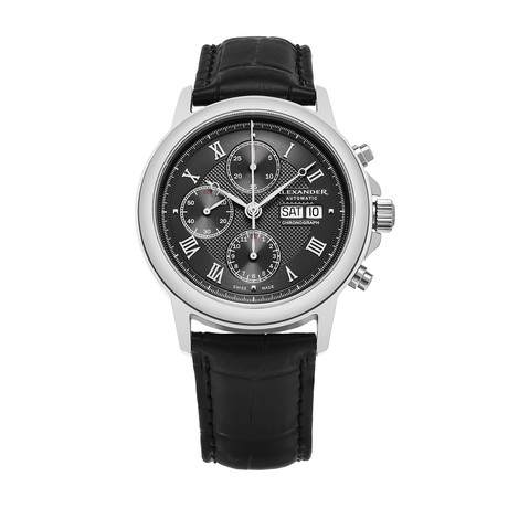 Alexander Watch Statesman Chronograph Automatic // A473-01