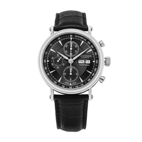 Alexander Watch Statesman Chronograph Automatic // A474-01