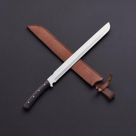 D2 Shogun Battle-Ready Combat Sword