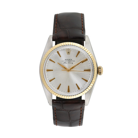 Rolex Airking Automatic // 5501 // Pre-Owned