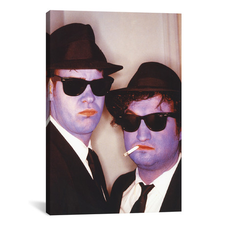 John Belushi & Dan Aykroyd // The Blues Brothers