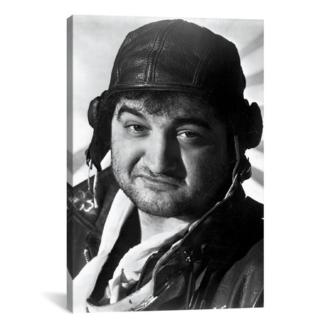 "John Belushi // Captain Wild Bill Kelso (26""W x 18""H x 0.75""D)"