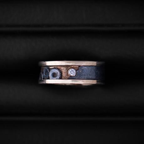 Time Ring // Karat Diamond (Size 54)