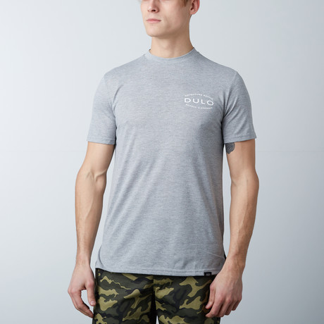 The Adventure Tee // Gray (S)