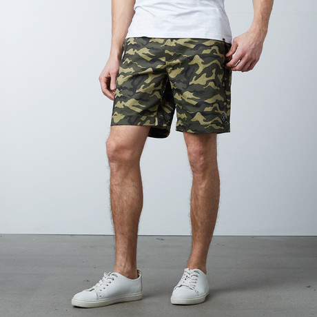 The Jimmy Short // Camo (S)